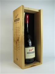 Sale 8340A - Lot 732 - 1x Penfolds Grandfather Liqueur Tawny Port, Barossa - in timber presentation box with stopper