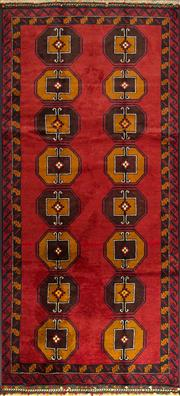 Sale 8345C - Lot 67 - Persian baluchi 250cm x 120cm