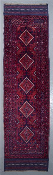 Sale 8545C - Lot 100 - Persian Sumak 270cm x 60cm