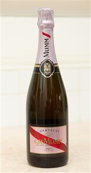 Sale 8902H - Lot 54 - A bottle of Mumm champagne, brut rose 750ml