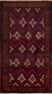 Sale 8370C - Lot 42 - Persian Baluchi 210cm x 125cm