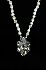 Sale 3808 - Lot 513 - A GEORGIAN PEARL AND DIAMOND NECKLACE;