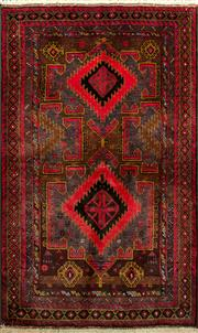 Sale 8345C - Lot 68 - Persian Baluchi 140cm x 85cm