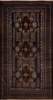 Sale 8370C - Lot 44 - Persian Baluchi 200cm x 112cm