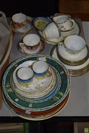 Sale 8548 - Lot 2386 - Collection of Ceramics incl Doulton Plate