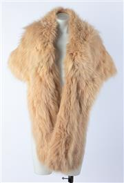 Sale 9003F - Lot 9 - An Arctic Furs Vintage Artic Fox Stole