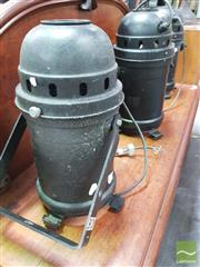 Sale 8455 - Lot 1097 - Collection of Theatre Lights