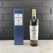Sale 9017W - Lot 29 - The Macallan Distillers Fine Oak Triple Cask Matured 15YO Highland Single Malt Scotch Whisky - limited edition, 43% ABV, 700ml in box