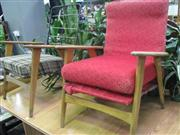 Sale 7933A - Lot 1181 - Pair of Vintage Armchairs