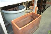 Sale 8257 - Lot 1054 - Large Collection of Planters