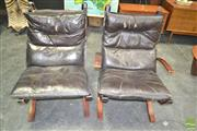 Sale 8275 - Lot 1009 - Pair of Siesta Chairs by Relling
