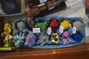Sale 8189 - Lot 2164 - Tray Geology & Crystal Examples
