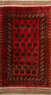 Sale 8370C - Lot 49 - Antique Persian Baluchi 140cm x 90cm