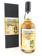 Sale 8571 - Lot 717 - 1x Chichibu Distillery 'Ichiros Malt' IPA Cask Finished Single Malt Japanese Whisky - limited edition for 2017, bottle 6205/6700, 57.