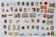 Sale 8551 - Lot 93 - Folders Of Chinese Stamps