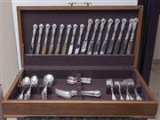 Sale 8593A - Lot 67 - A part canteen of cutlery by Windsor