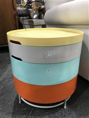 Sale 8809 - Lot 1053 - Modern Tiered Side Table