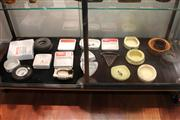 Sale 8014 - Lot 66 - Assortment of Advertising Ashtrays, incl designs Wade Johnnie Walker.