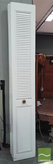 Sale 8447 - Lot 1073 - Collection of Louver Shutters