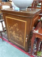 Sale 8465 - Lot 1047 - Oriental Sewing Machine in Cabinet