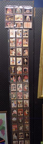 Sale 8561 - Lot 2086 - Large Collection of Coca-Cola Collector Cards