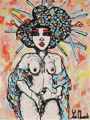 Sale 8853A - Lot 5036 - Yosi Messiah (1964 - ) - Power Girl 102 x 76cm