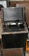 Sale 7670A - Lot 1018 - Dictaphone shaving machine made in USA