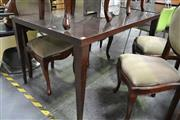 Sale 8124 - Lot 1067 - Timber Dining Table (see item 1)