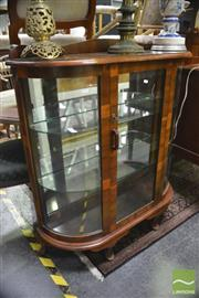 Sale 8347 - Lot 1062 - Art Deco Display Cabinet