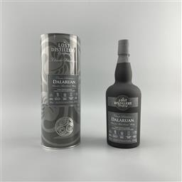 Sale 9165 - Lot 731 - The Lost Distillery Company Dalaruan - Classic Selection 10-12YO Highland Blended Malt Scotch Whisky - 43% ABV, 700ml in canister,...