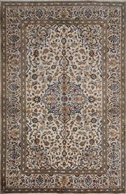 Sale 8370C - Lot 52 - Persian Kashan Kork 295cm x 195cm