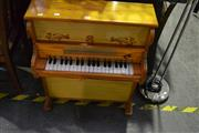 Sale 8058 - Lot 1096 - Pine Childs Piano