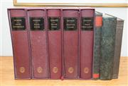 Sale 8308A - Lot 131 - A set of five Charles Dickens volumes, together with three period volumes