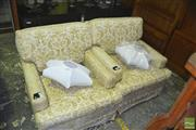 Sale 8331 - Lot 1686 - Pair of Upholstered Armchairs