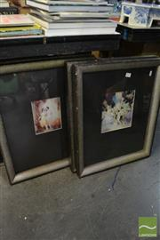 Sale 8471 - Lot 2079 - 4 Framed Norman Lindsay Prints