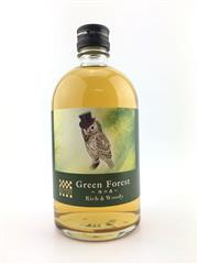 Sale 8553 - Lot 2006 - 1x Green Forest Blended Japanese Whisky - 40% ABV, 500ml