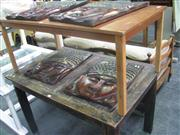 Sale 7932A - Lot 1179 - Timber Coffee Table