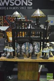 Sale 8361 - Lot 1049 - Collection Of Various Table Lamps (10)