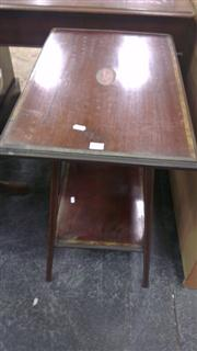 Sale 7944A - Lot 1085 - Tiered Occasional Table
