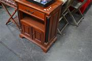 Sale 8066 - Lot 1082 - Empire Style Bedside Cabinet