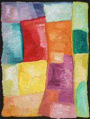 Sale 8538 - Lot 540 - Kudditji Kngwarreye (c1928 - 2017) - My Country, 2010 164 x 125cm