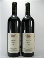 Sale 8238B - Lot 55 - 2x 1998 Grant Burge Meshach Shiraz, Barossa Valley