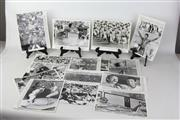 Sale 8479A - Lot 3 - Gold Medallist Duncan Armstrong (Swimming), Opening Ceremony, Flag Bearer, Basketball  and various other photographs