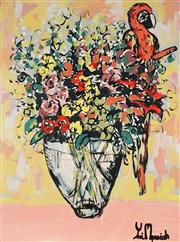 Sale 8826A - Lot 5042 - Yosi Messiah (1964 - ) - On Top of the World 102 x 76cm