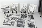 Sale 8479A - Lot 4 - Australian Olympic Rowers, Shooter Alan Smith, Derwent Knowels of the Bahamas and Rowers together with other photographs.