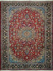 Sale 8335C - Lot 6 - Persian Mashad 290cm x 390cm