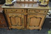 Sale 8347 - Lot 1033 - French Sideboard