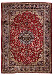 Sale 8372C - Lot 10 - A Persian Esfahan From Isfahan Region 100% Wool Pile On Cotton Foundation, 392 x 276cm