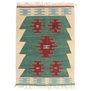 Sale 8913H - Lot 50 - Turkish Vintage Kilim Rug, 117X85cm, Handspun Wool
