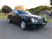 Sale 8810V - Lot 1 - 2000 Mercedes Benz CLK320 Elegance